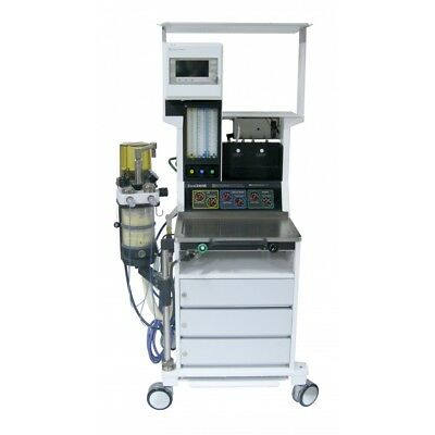 Datex Ohmeda Excel 210 Anesthesia Machine with 7800 Ventilator - SN AMAY01286