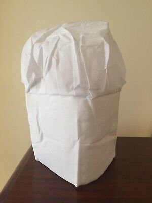 Chef Hat Polyester Cloth One Size Fit All Light And Comfortable