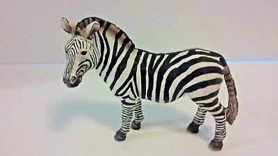 Schleich Wildlife Safari Zebra Female EUC