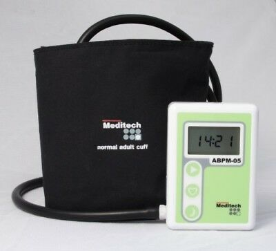 Meditech 24 Hour ABPM-05 English Recorder Package - RECORDER ONLY