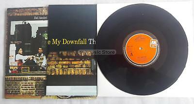 "Del Amitri - Be My Downfall UK 10"" Single Ltd Edition  Poster"