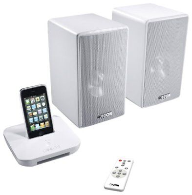 Canton Starter Pack your_Dock / your_Duo schnurlos Musiksystem für Apple iPod/i