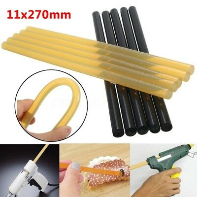 10X Glue Sticks Car Body Paintless Dent Repair Puller Hail Removal Tools Kit