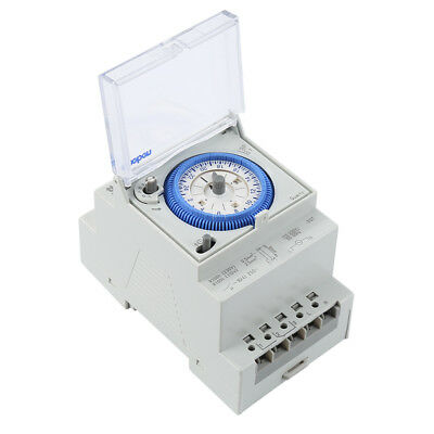 IP 20 16A 250VAC Timer Switch for water heater Water dispenser Street lamp ERG9