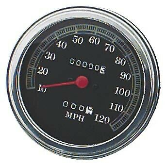 BC 5in. FL Type Speedometer 2240:60 Ratio Front Wheel Drive and Read Switch -