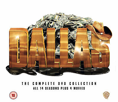 Dallas - The Complete DVD Collection 1-14 Includes 4 Movies [1978] (DVD)