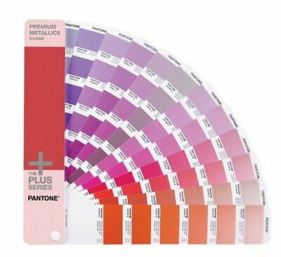 Pantone Premium Metallics GG1505 Guide de couleur Multicolore