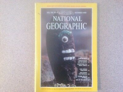 National Geographic Vol. 158, No.6, December 1980