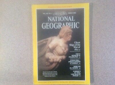 National Geographic Vol. 163, No.3, March 1983