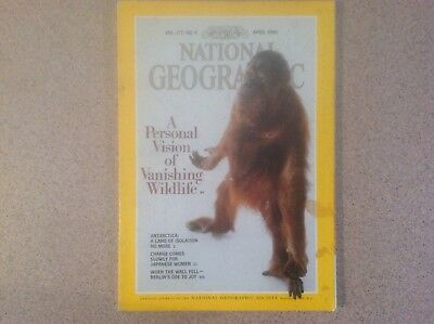 National Geographic Vol. 177, No.4, April 1990