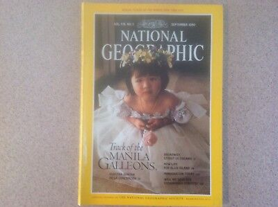 National Geographic Vol. 178, No.3, September 1990