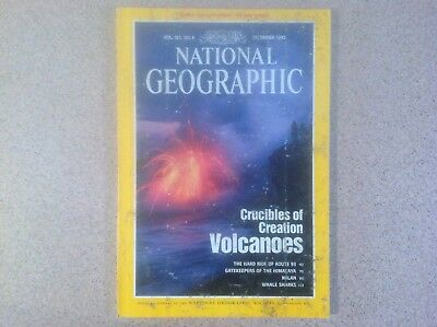 National Geographic Vol. 182, No.6, December 1992