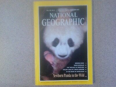 National Geographic Vol. 183, No.2, February 1993