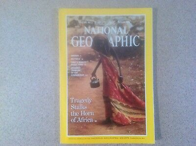 National Geographic Vol. 184, No.2, August 1993