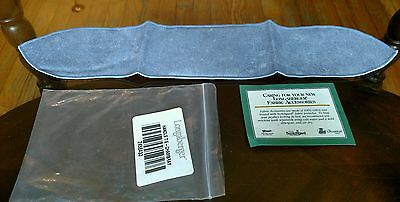 Longaberger Handle Tie Chambray New in Bag Item #2438433