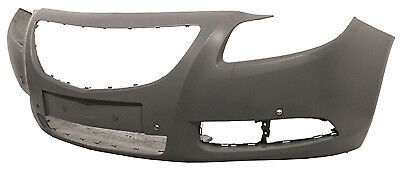 Vauxhall Insignia 2009-2013 Front Bumper With Pdc Sensor Hole Brand New