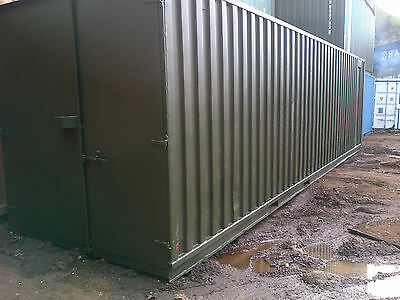 30ft x 8ft Shipping Container - Felixstowe