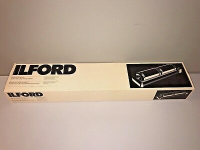 EUC w/box ILFORD Extension Rods for the Ilford Motor Base -Film/Print Processing