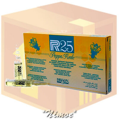 R 25 Dikson ® 12 box = 120 fiale vials Pappa Reale Nturale Royal Jelly