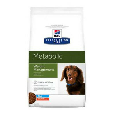 Hill's Prescription Diet cane Metabolic mini 1.5 Kg