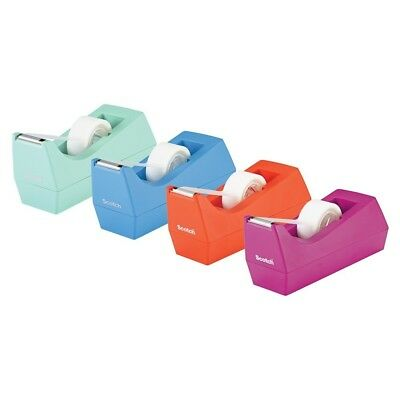 Scotch 3M Desktop Tape Dispenser - Assorted Colors