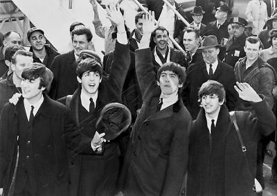 The Beatles Black And White A3 Art Print Photo Poster Gz6153