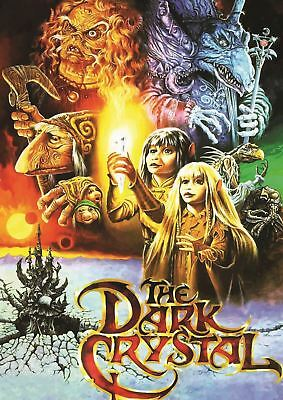 The Dark Crystal 1982 Poster Art Print A3 Size Gz2374