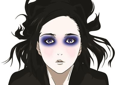 Ergo Proxy Anime A3 Picture Art Poster Print Gz102