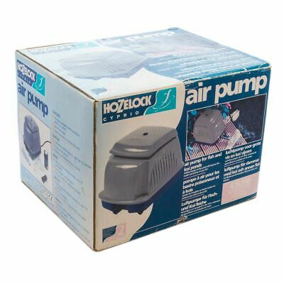 AIRLINE AIRSTONES FISH POND WEATHERPROOF OUTDOOR HOZELOCK AIR PUMP A320