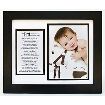 The Grandparent Picture Frames Gift Co. Photo Frame, First Grandchild