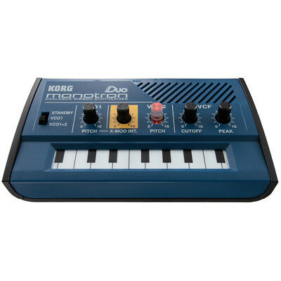 Korg Monotron Duo Analogue Synth & Filter