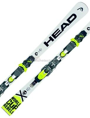 Head WC Rebels i.SL 17/18 Worldcup On Piste Race Slalom Carver Alpin Skiset NEU