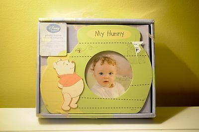 Disney Baby Winnie the Pooh My Hunny Photo Frame from C.R. Gibson (MBFP3-7559)