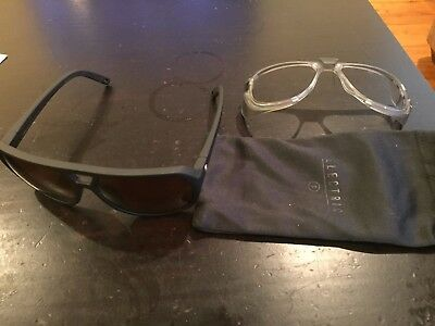 Electric Stacker Sunglasses - brand new never worn - Rose OHM+ lenses
