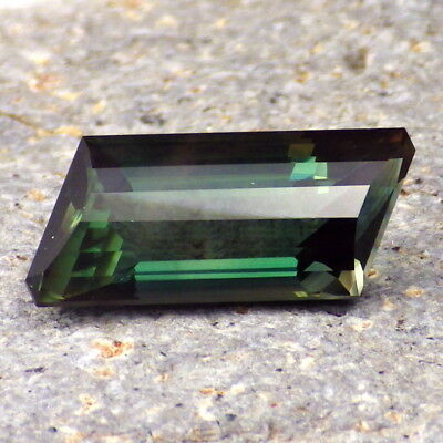 BLUE-TEAL DICHROIC SCHILLER OREGON SUNSTONE 8.83Ct FLAWLESS-RAREST COLOR!!