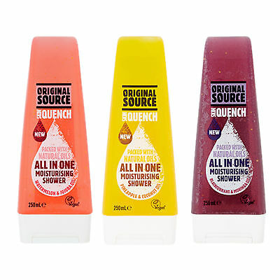 Original Source Skin Quench Shower Gel 250Ml