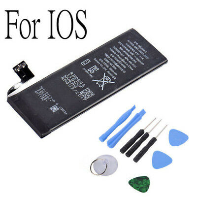 OEM Li-ion Internal Replacement Battery+Suction Tools LOT for Apple iPhone 4/5/6