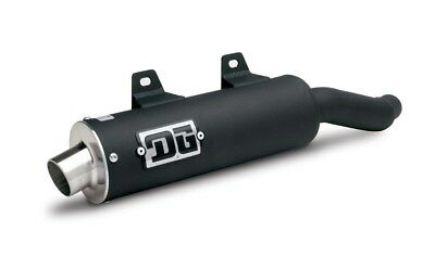 DG RCM2 Slip-On Exhaust,Silencer,Muffler Honda FourTrax Rancher TRX350; 051-2300
