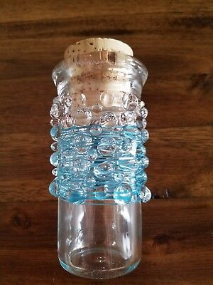 Glass Jar with Cork - 420 Weed Misc. - FREE FAST SHIPPING