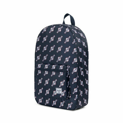 Herschel Navy Ftr Independent Packable Day Pack Backpack Supply Company Back Pac