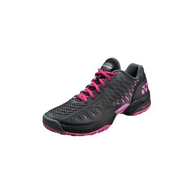 New Yonex Power Cushion Eclipsion Tennis Shoes Black/Pink  All Court