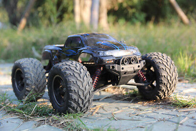 AU 1:12 2.4G Remote Control Off-Road Monster Truck High Speed RTR RC kid Car 4WD