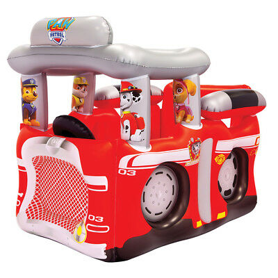 Paw Patrol Fire Truck Playland with 50 Balls - NEW