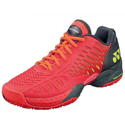 New Yonex Power Cushion Eclipsion Tennis Shoes Red  All Court