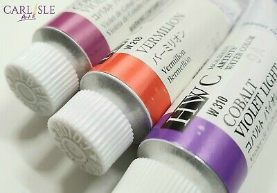 Holbein Artists' Watercolor Tubes - Series F