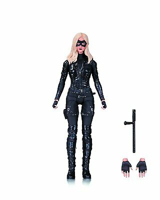 DC Collectibles CW TV BLACK CANARY Season 3 7in. Action Figure =FREE SHiP=