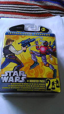 Hasbro Star Wars Attacktix Battle Figure Game Booster Pack With 2 Figures.