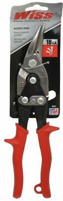 Wiss M1R Red Left Cutting Aviation Snips