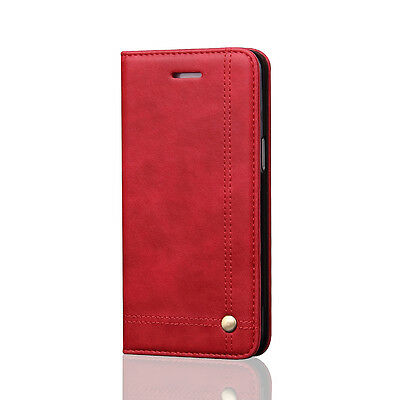 Luxury Flip Stand Magnetic Wallet Case  Leather Cover For Samsung Galaxy S7 edge