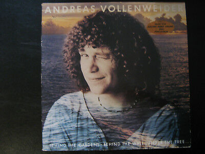 ANDREAS VOLLENWEIDER - ...behind the Gardens-behind the Wall-under the Tree...
